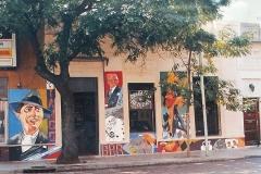 Restauración de fachada terminada