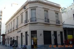 Restauración completa de fachada