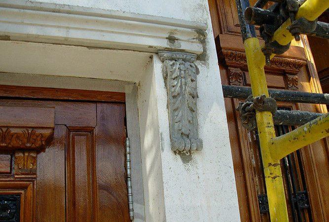 Restauración de fachada Vivienda