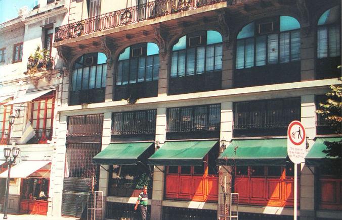 Edificio avenida Belgrano