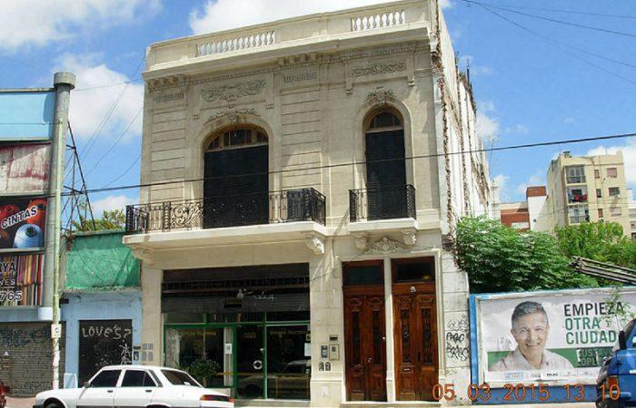 Edificio San Juan y Boedo