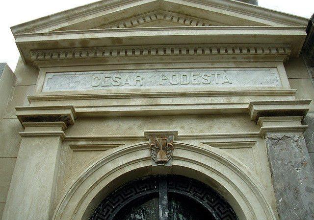 Bóveda en Recoleta
