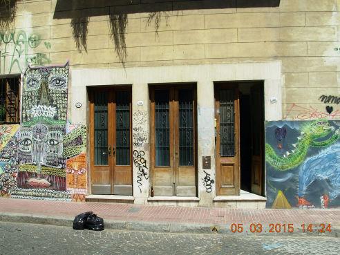 Restauración de casa del pintor Della Valle