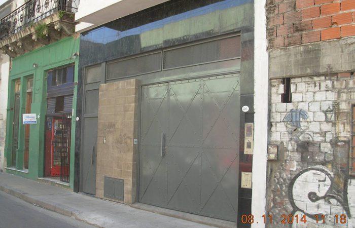 Vivienda calle Tacuarí